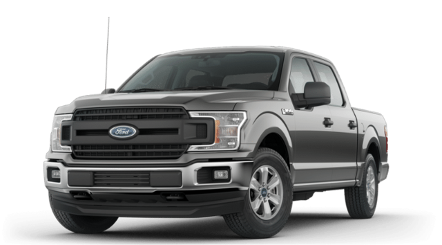 New 2019 Ford F-150 XL 101A w/ Chrome Appearance Pkg. SuperCrew SWB 4x4 2.7L V6 Eco-Boost  Truck for sale in Edinboro, PA